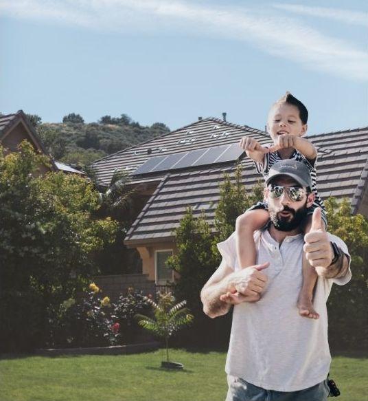 Solaranlage Förderung kombinieren