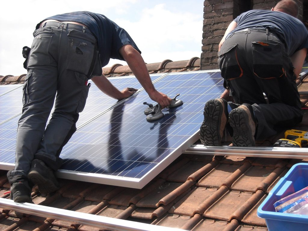 Solaranlage Montagesysteme