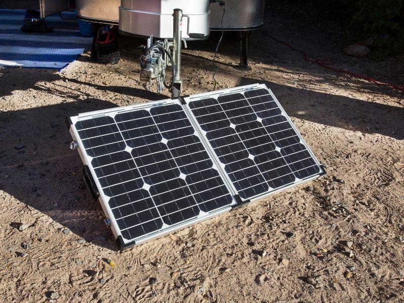 Einbau Solaranlage Wohnmobil Solarkoffer