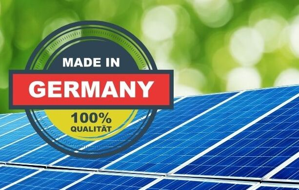 Photovoltaikmodule im Vergleich: Photovoltaikmodule Made in Germany