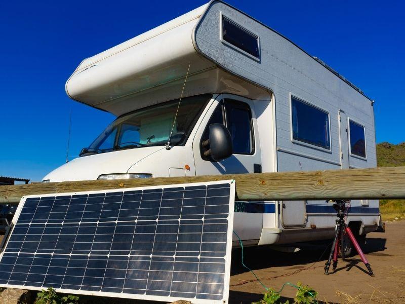 Solaranlage Wohnmobil