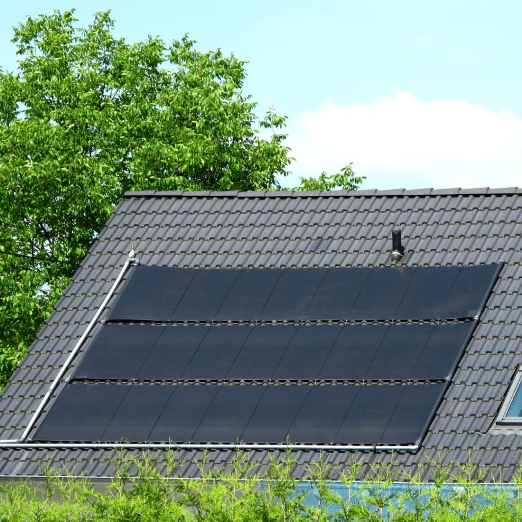 Poolheizung Solarabsorber