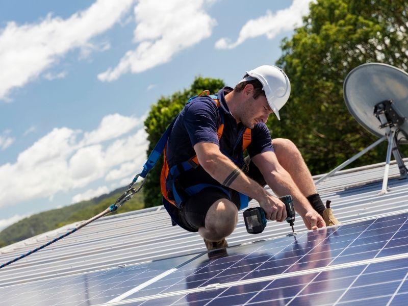 Solaranlage mieten Vorteile