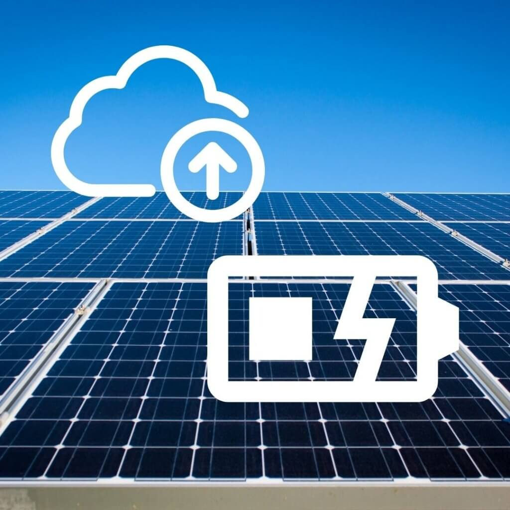 Solaranlage mit Speicher mieten