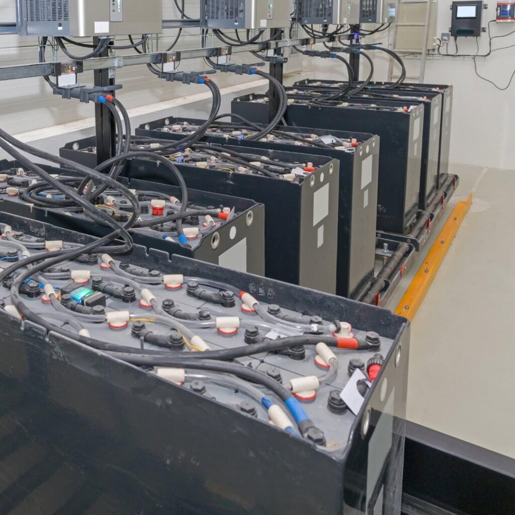Photovoltaik Stromspeicher Blei Batterie