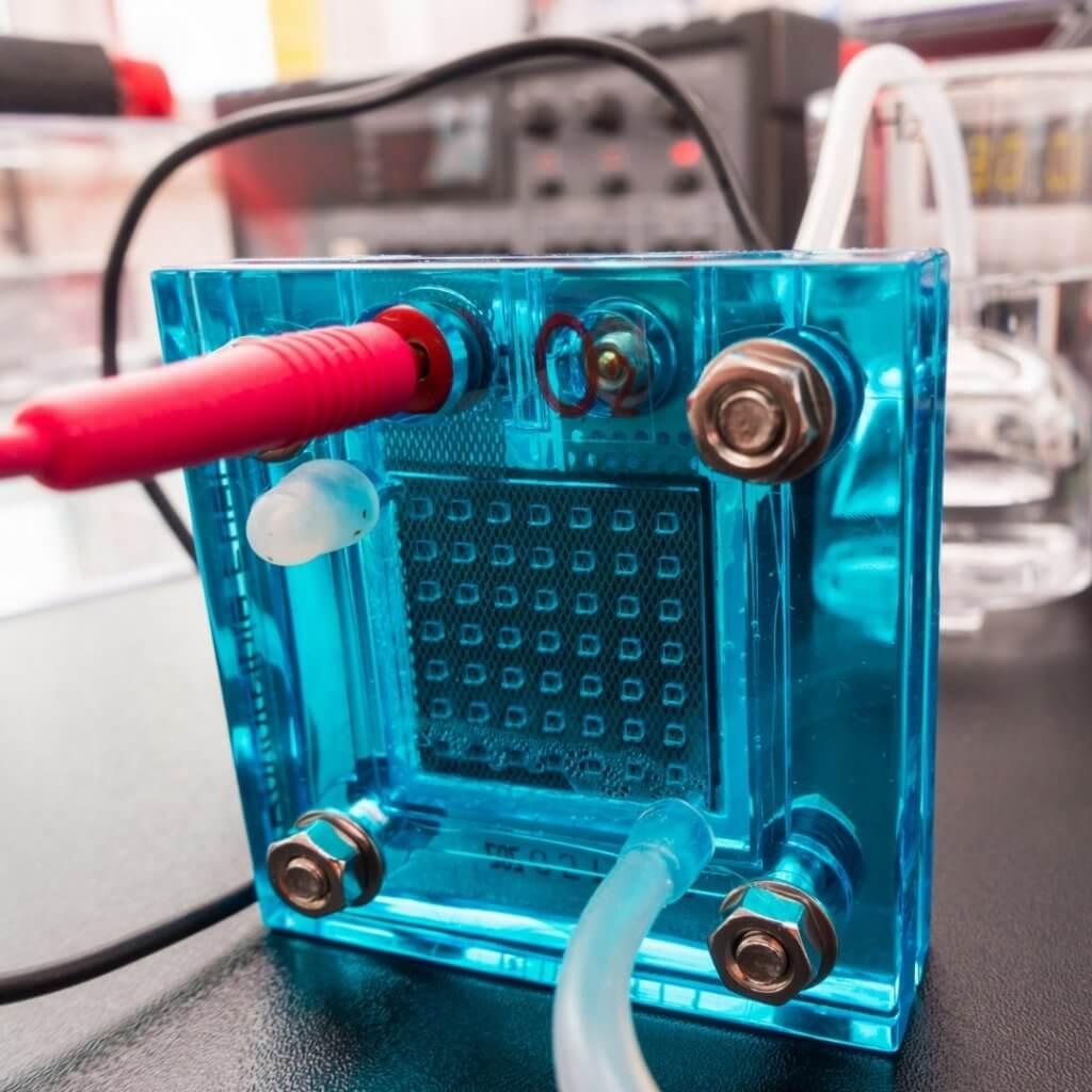 Wasserstoffspeicher Brennstoffzelle