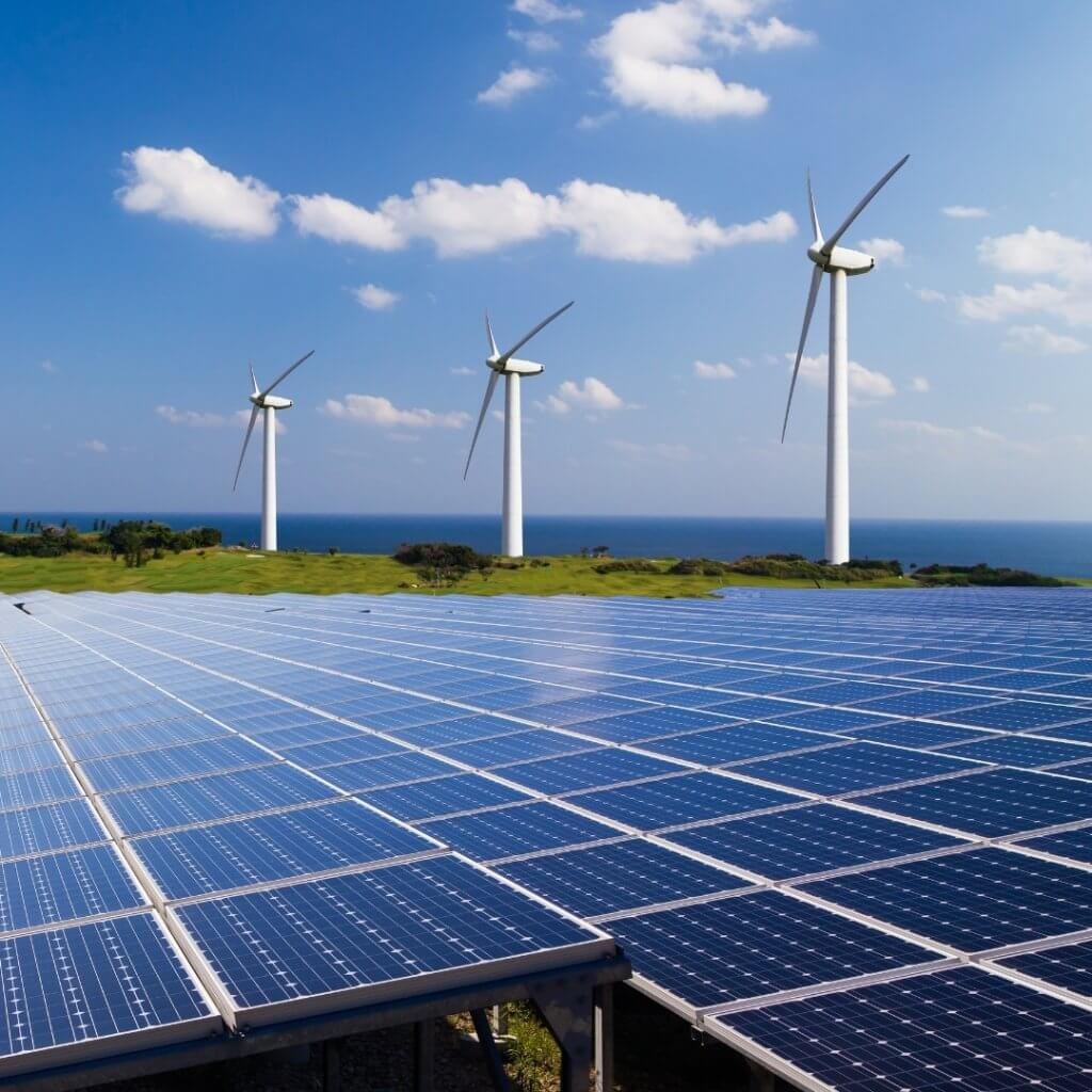 Bundestagswahl Erneuerbare Energien